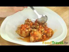 เต้าหู้ยัดไส้เปรี้ยวหวาน Sweet & Sour Stuffed in Tofu