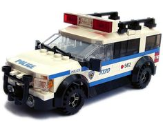 NYPD Ford Explorer SUV by -derjoe-