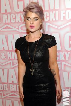 Kelly Osborne (Love the hair color, tats... Wish I were truer to my real style like her)