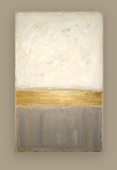 Modern Acrylic Abstract Original Painting on by OraBirenbaumArt, $425.00