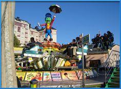 Maquetas Atracciones.Com [Saltamontes] - Pagina web de maquetas de atracciones de feria en miniatura -