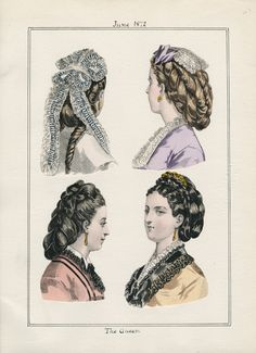 LAPL, The Queen, June 1872