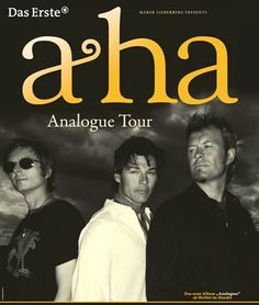80'S BAND AHA LOVE THEM STILL:  first concert I ever went too!!!!