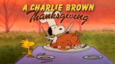 Thanksgiving Pictures | ... Learned From Watching A Charlie Brown Thanksgiving - Crushable