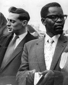 ronald segal and oliver tambo