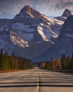 """Michael Moore on LinkedIn: """"Years ago I drove the Alcan (Alaska) Highway through British Columbia and the Yukon Territory. The Canadian Rockies were so beautiful I wanted to stop for pictures around every corner. Imagine the beauty you could see by train Mountain Photography, Nature Photography, Scenic Photography, Landscape Photography, Mountain Pictures, Up Book, All Nature, Beautiful Places To Visit, Beautiful Roads"""