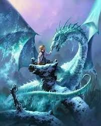 Image result for dragon and fairy
