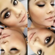 Make clean da @maricoliveiraa, do Beauty Team da NYX Maceió. Ela fez a pele com os produtos da linha HD, usou o Mosaic Powder Blush Love e o Soft Matte Lip Cream London