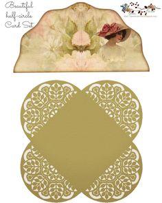quarter fold envelope