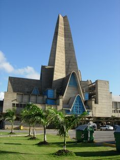 Cathedral La Altagracia in Higuey City, Dominican Republic…