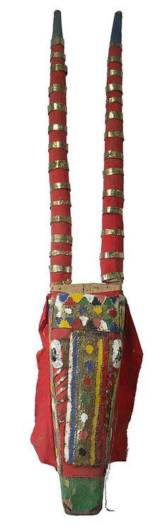 Bozo Mask 1, Mali