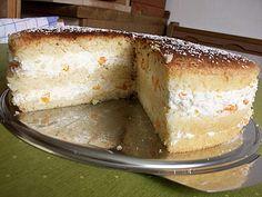 Käsesahne - Torte, ein beliebtes Rezept aus der Kategorie Torten. Bewertungen: 99. Durchschnitt: Ø 4,6.