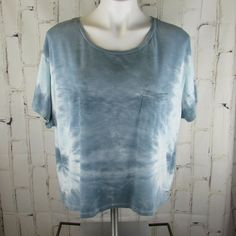 b9ebcaf20490a AMERICAN EAGLE OUTFITTERS AEO Women's Soft & Sexy Cropped Tee T-Shirt Size  Large #