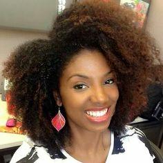 Gorgeous natural hair