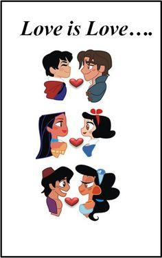 Love is Love....