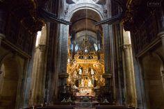 Catedral de Santiago de Compostela - altar: by Alexandre Maia on 500px