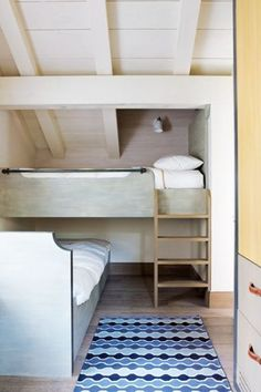 Clever Bunkbeds Attic - Small Space