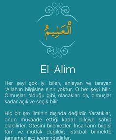 Beautiful Names Of Allah, Quran, Karma, Islam, Stress, Quotes, Names Of God, Quotations, Holy Quran