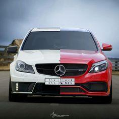 Mercedes C63 W204 / C63s W205 AMG