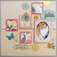 Cocoa Daisy Scrapbooking Blog - Froth From the Daisy Patch - Part 2