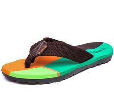 Womens Ohoo Womens Classic Various Color Beach Rubber Flip Flops Sale Outlet Size 36