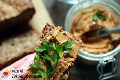 Pasztet wege bez pieczenia, Jak zrobić zdrowy pasztet wegetariański bez pieczenia, zdrowe odżywianie, zdrowy styl życia, zdrowa dieta i zdrowe przepisy.