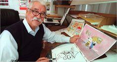 Bill Melendez, 'Peanuts' Animator