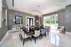 Property for sale - North Drive, Virginia Water, Surrey, New Homes For Sale, Property For Sale, Dinning Room Tables, Dining Rooms, Dining Chairs, 2 Bed House, Two Bedroom Suites, Guest Suite, Surrey