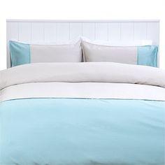 Duvet Cover Sets - Bedroomware - Briscoes - Abode Geometry Duvet Cover Sets