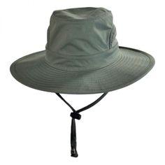 32ca6c49f3e Tilley Unisex LTM2 Broadest Brimmed Sun Protection Airflow Hat at ...