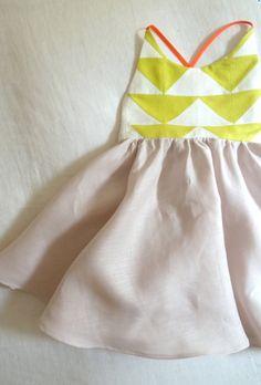 Handmade Patchwork Dress | Harriets Haberdashery
