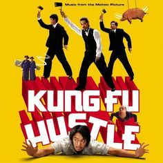 Top 10 Action-Comedy Movies Like 'Kung Fu Hustle'