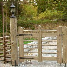 Torpargrind Deck Gate, Driveway Gate, Entry Gates, Entrance Doors, Wooden Gates, Wooden Doors, Ennis House, Portal, Gate House