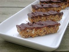 Homemade Cliff Bars | Dinners, Dishes, and Desserts