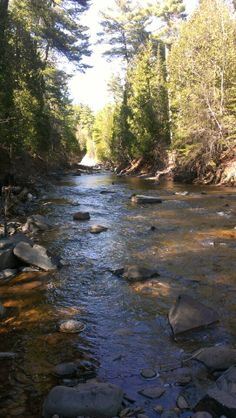 Lester Park in Duluth, MN has a beautiful golf course, hiking trails, and in winter cross country skiing trails.