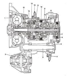 Mitsubishi FD40N FD45N FD50CN FD50N FD55N FG40N FG45N