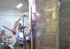 Doors, Metal, Design, Metals, Gate