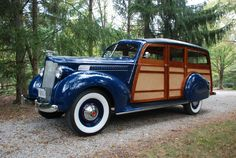 1939 Packard Woodie