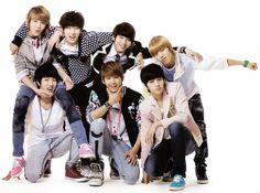cutie boy ~ #infinite #sunggyu #dongwoo #woohyun #hoya #sungyeol #myungsoo #sungjong
