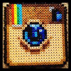 Instagram Perler beads