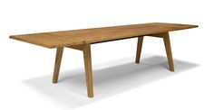 Madera Dining Table, Extendable - Dining Tables - Article | Modern, Mid-Century and Scandinavian Furniture