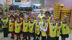 @EatHappyProject @FilRandall @Tia_MaryP the lovely kids from Ashbrooke House school