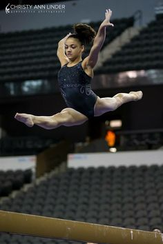 Laurie Hernandez She is my absolute favorite right now, hope she makes Rio!