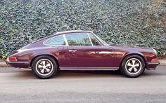 Restored 1972 Porsche 911T Coupe