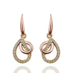 Free Shipping Hot sale! acessorios para mulher earrings for women ky gold drop water drop earrings brincos jewelry HBE133
