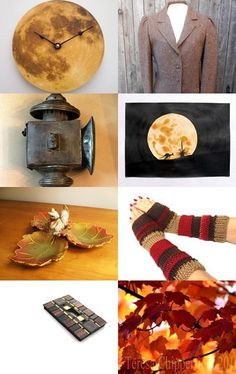Dark, mysterious, cool, and colorful! Fall fashions and finds from some great Etsy Teams!--Pinned with TreasuryPin.com
