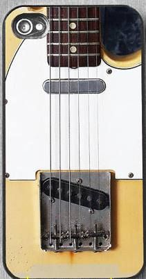 This iPhone case looks like my 1963 Telecaster.