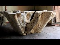 Enjoy Dinner, Drinks And Fellowship Around One Of The Natalie Scott Designs  Cactus Tree Trunk Tables.