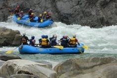 River Rafting In Rishikesh – A Thrilling Way To Relax And Rejuvenate >> Some popular regions known for offering the most thrilling #riverrafting experience in Rishikesh include Brahmpuri, #Shivpuri, Marine Drive and #Kaudiyala. Several tour operators offer a wide range of river #rafting in #Rishikesh packages at each of these destinations.