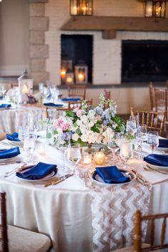 Elegant reception de www.mccormick-weddings.com